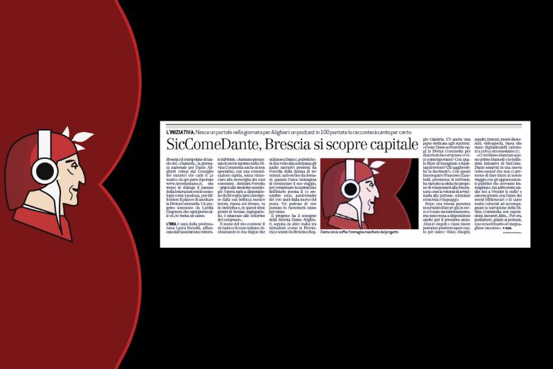 SicComeDante, Brescia si scopre capitale