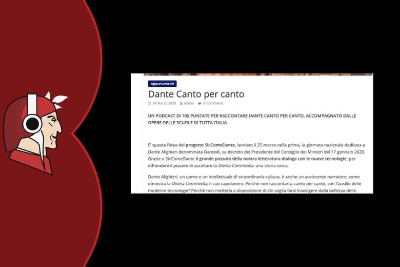 Dante Canto per canto