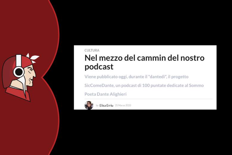 Nel mezzo del cammin del nostro podcast