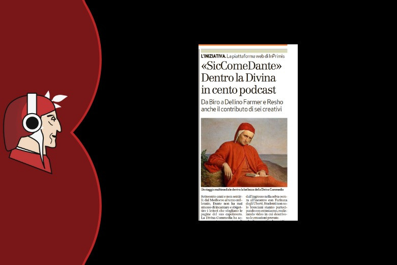 SicComeDante. Dentro la Divina in cento podcast