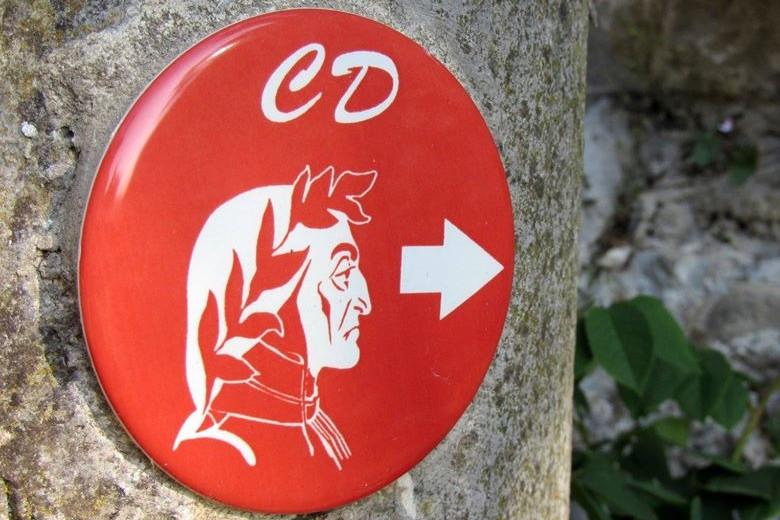 Una suggestiva passeggiata  con  Il Cammino di Dante