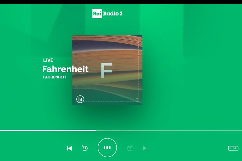 SicComeDante su Fahrenheit di Radio 3
