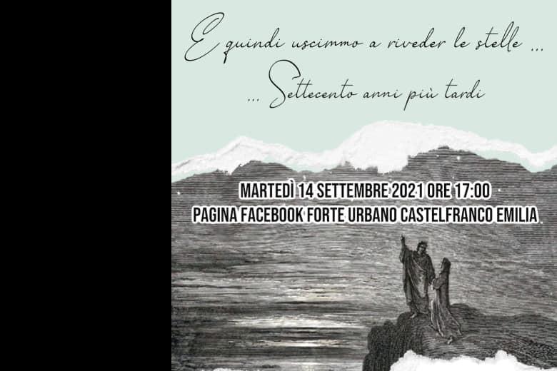 SicComeDante a Forte Urbano Castelfranco Emilia